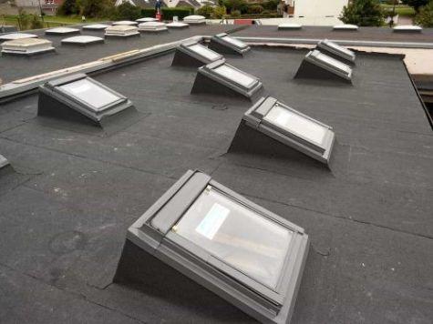 Flat Roof Repairs Red Deer AB