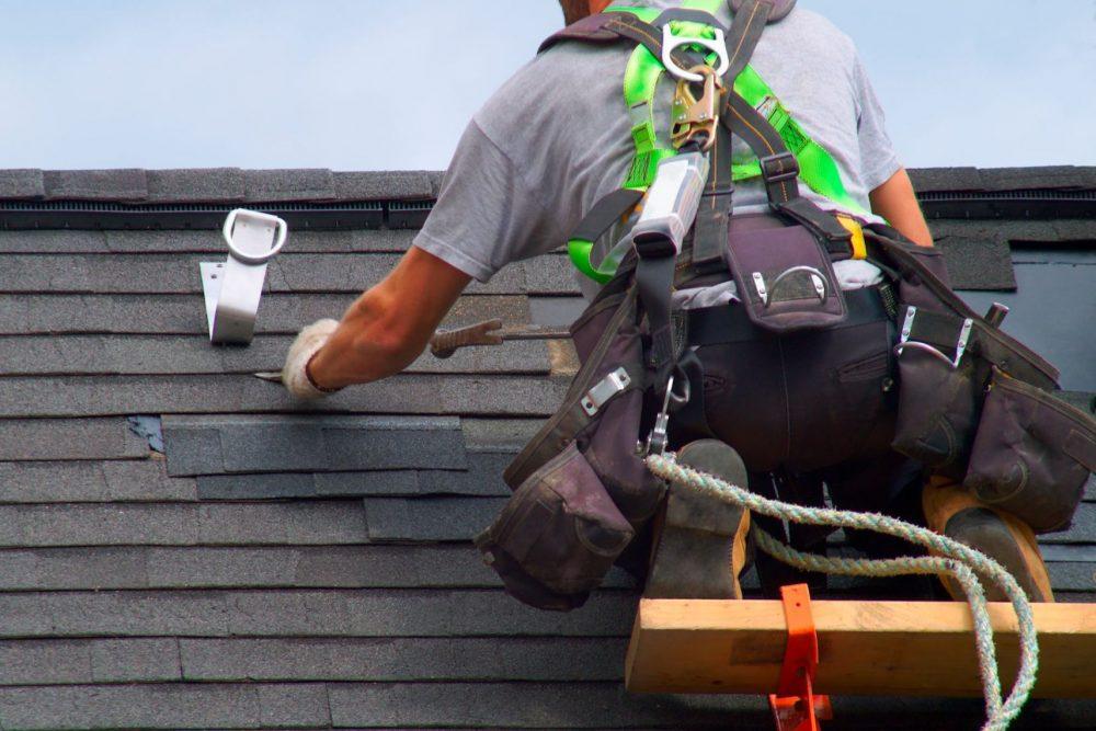 Roof Repair Red Deer